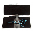 Black Scissor Clutch Case