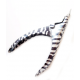 Animal Print Acrylic Nail Nipper