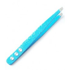 Glitter Glam Tweezers - Electric Blue